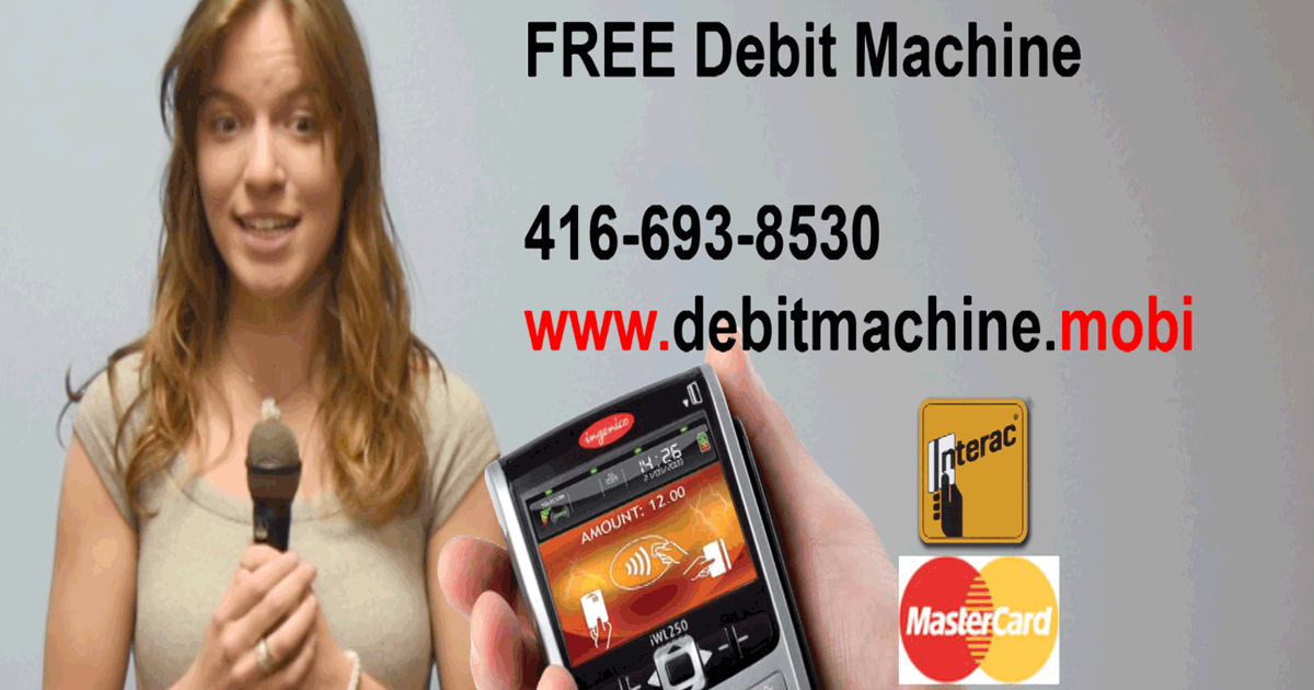 Free Debit Machine